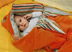 конверт для новорождённых